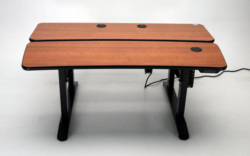 Ergo Duet 62 adjustable height desk
