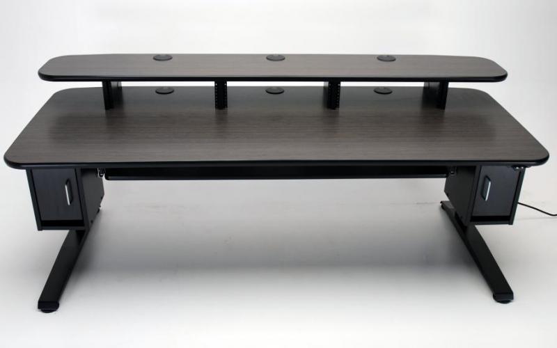 Ergo Music Overbridge height adjustable desk