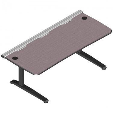 Ergo Vanguard Workstation 72 height adjustable desk