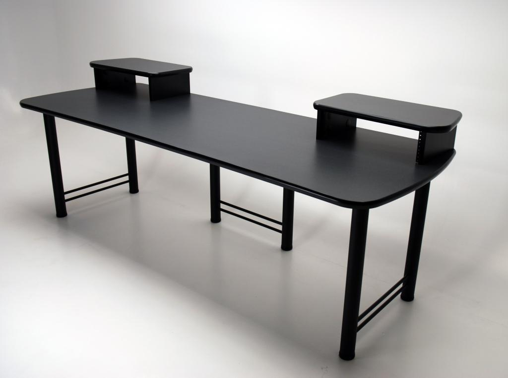 92 Twin Bridge Dual Monitor Desk