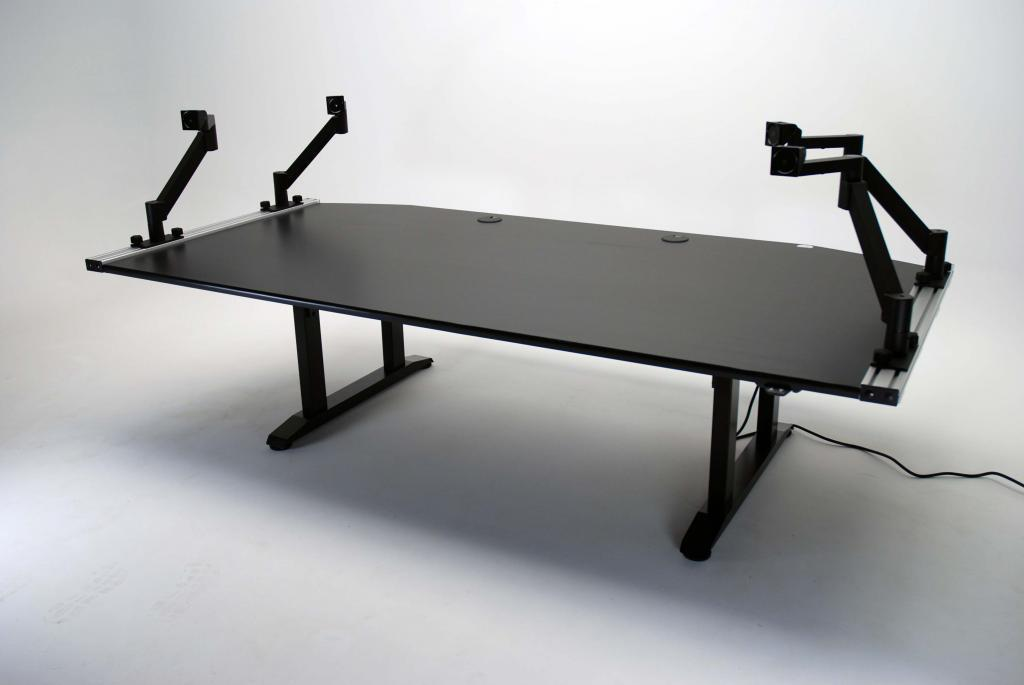 Height Adjule Desk For Audio Console