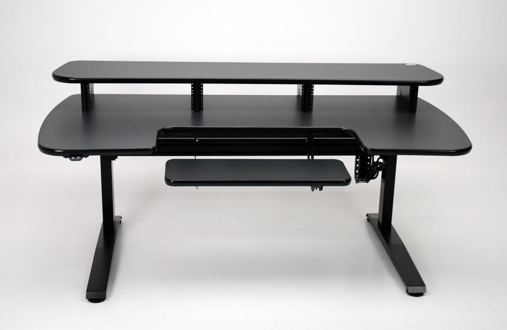 Exceptionnel ... Adjustable Keyboard Ergo Cascade Ergonomic Desk ...