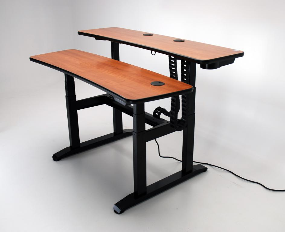 Ergo Duet 62 Adjustable Height Desk Martin Amp Ziegler