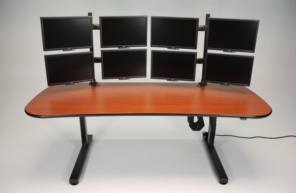 dual adjustable officefurniture height screen desks desk office electric cali with furniture fast