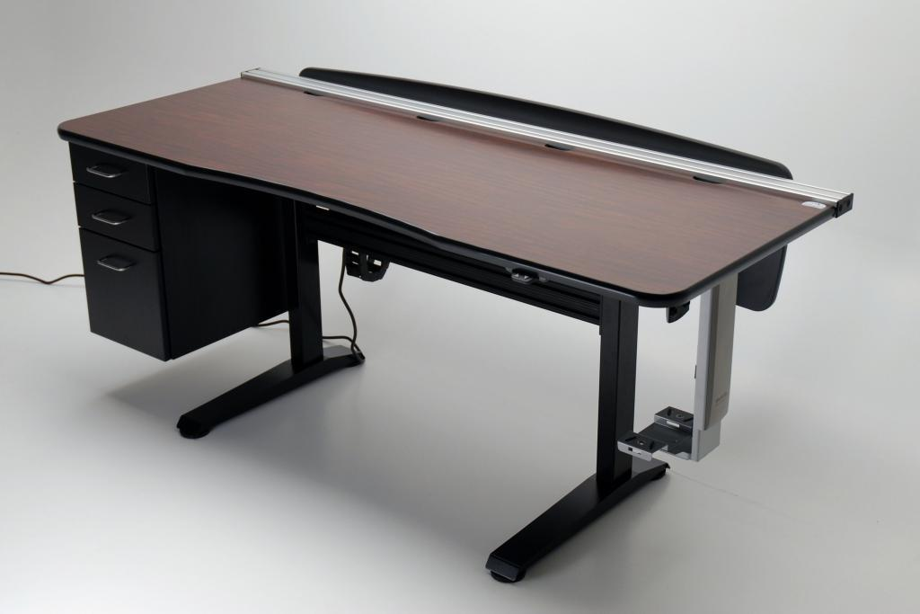 ... Ergo Office Height Adjustable Desk Right View