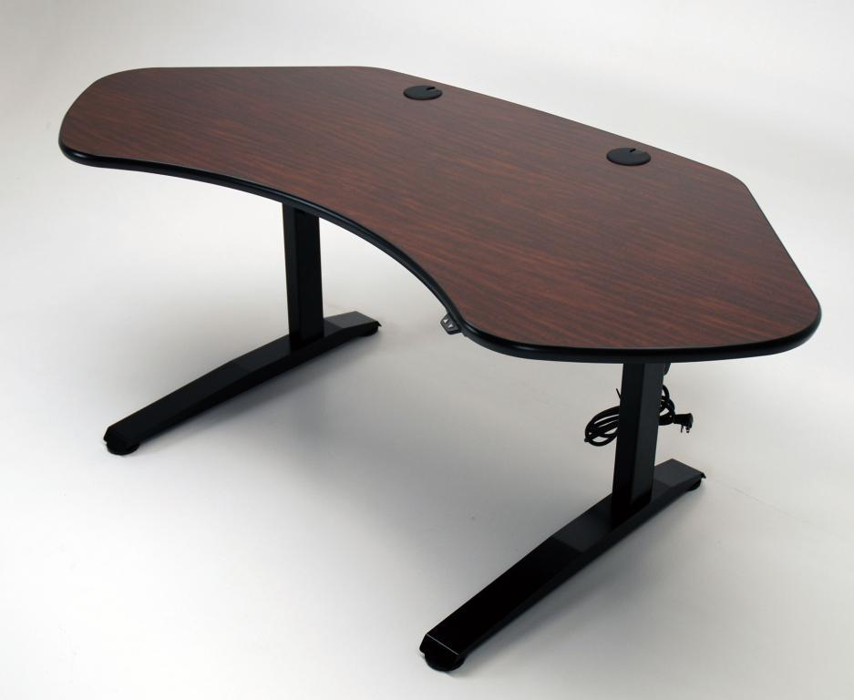Ergo Solo Height Adjule Desk In Kenyan Gany