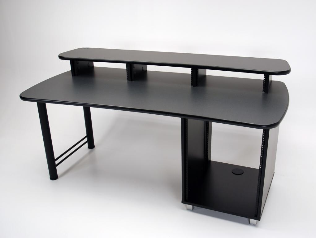 Charmant ... 72 Inch Desk With 14ru Equipment Rack