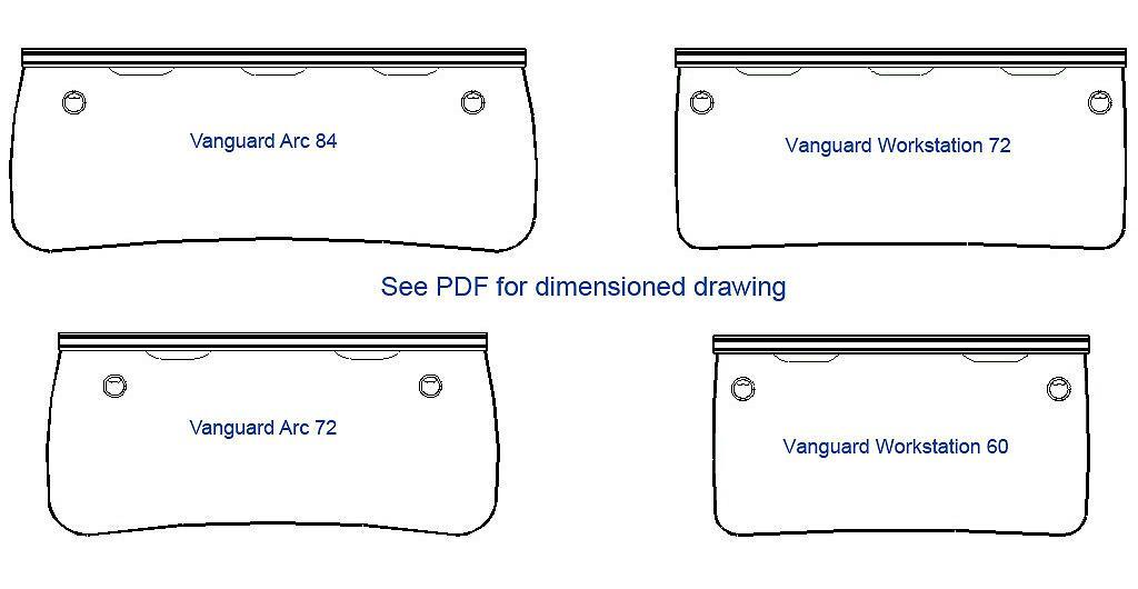 72 u0026quot  ergo vanguard height adjustable desks with monitor